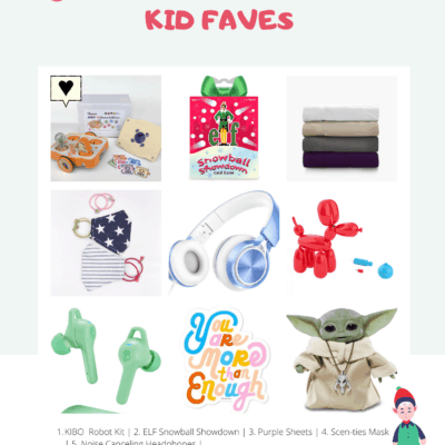 The Best Holiday Gift Ideas For Kids