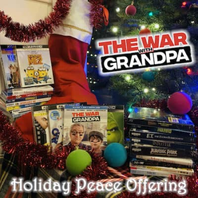The War With Grandpa – Holiday Peace Offering