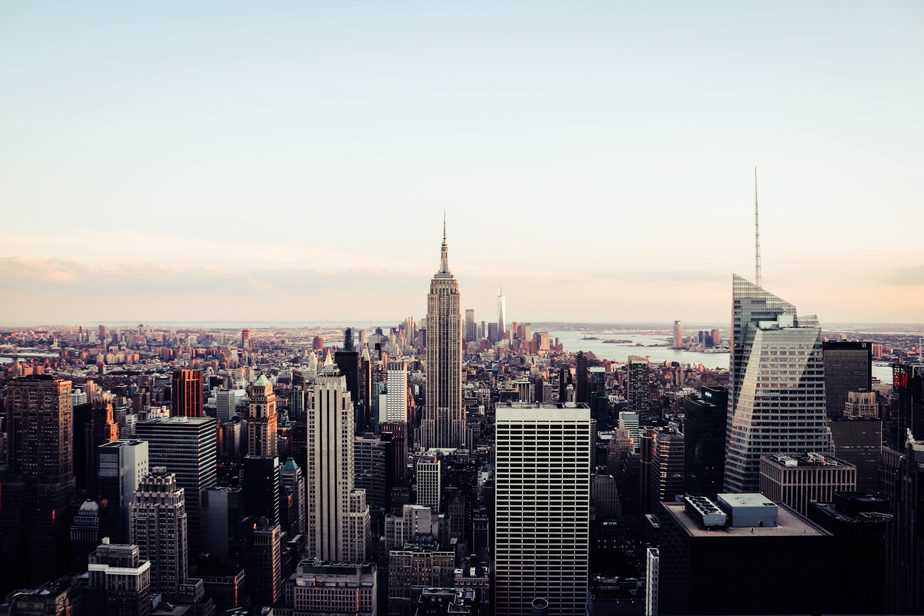 overview of new york city