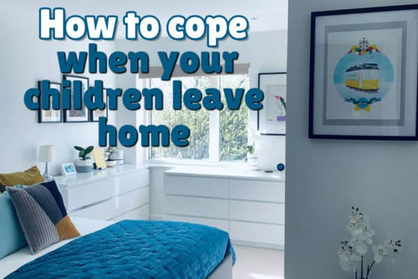 how to cope when your children leave home