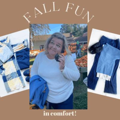 Fall Fun in Comfort